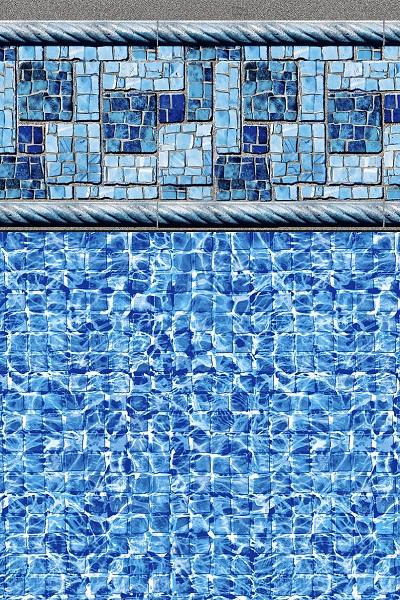 In Ground Pool Liner Patterns Ez Pool Liner Direct
