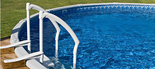 Above ground pool liners for your swimming pool ez pool for Top of the line above ground pools