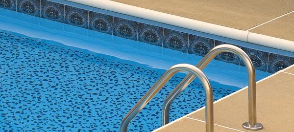 In Ground Swimming Pool Liner Replacement Vinyl Ez Pool