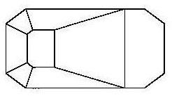 Rectangle Shaped Pool