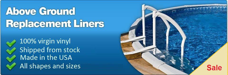 Slider Above Ground Sale Ez Pool Liner Direct