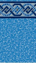 Captiva inground pool liner pattern 30 gauge for a 20 gauge price great deal